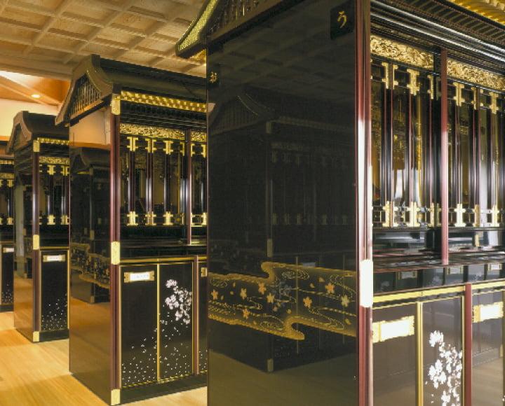 納骨御仏壇付属部品を探す